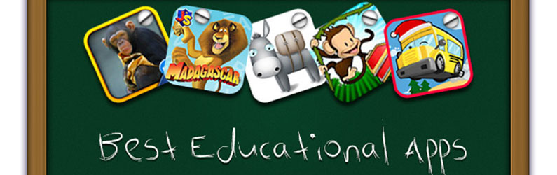Top 4 Children Education Apps
