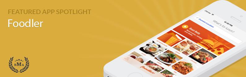 App Spotlight: Foodler