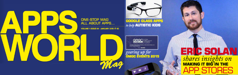 Apps World Magazine publishes a cover story featuring Best Mobile App Awards