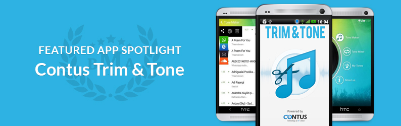 App Spotlight Contus Trim and Tone