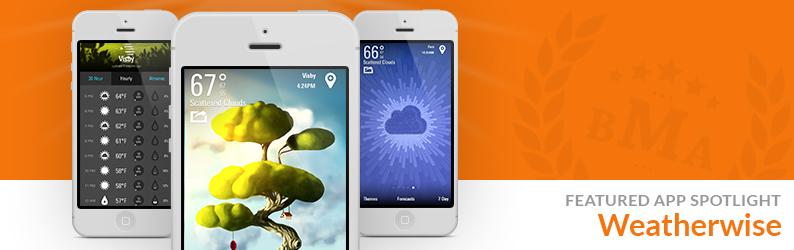 App Spotlight: Weatherwise