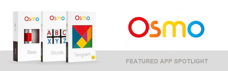 App Spotlight: Newton for Osmo, Tangram for Osmo, Words for Osmo