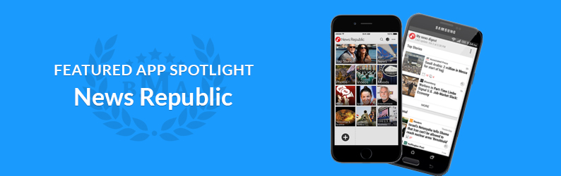 App Spotlight: News Republic