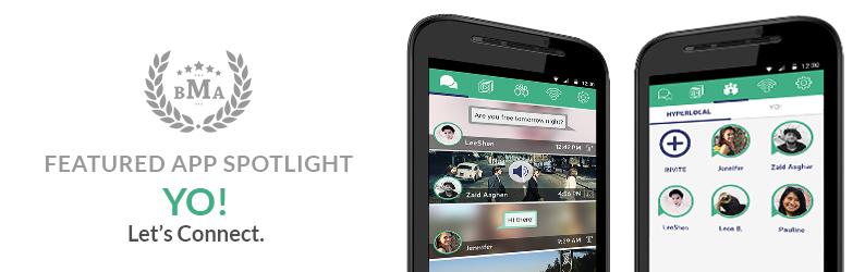 App Spotlight: YO!