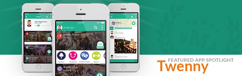 App Spotlight: Twenny