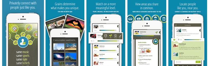 App Spotlight: SameGrain