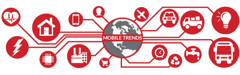 6 Key Trends To Consider While Developing A Mobile Application