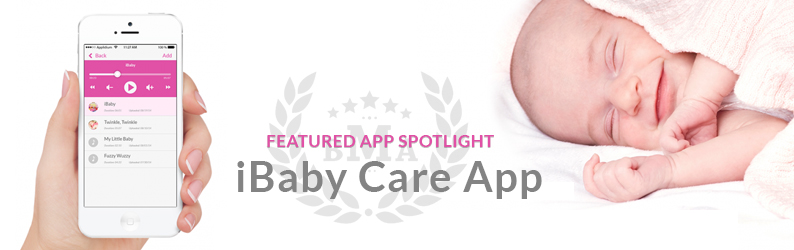 App Spotlight: iBaby Care App