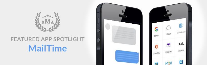 App Spotlight: MailTime
