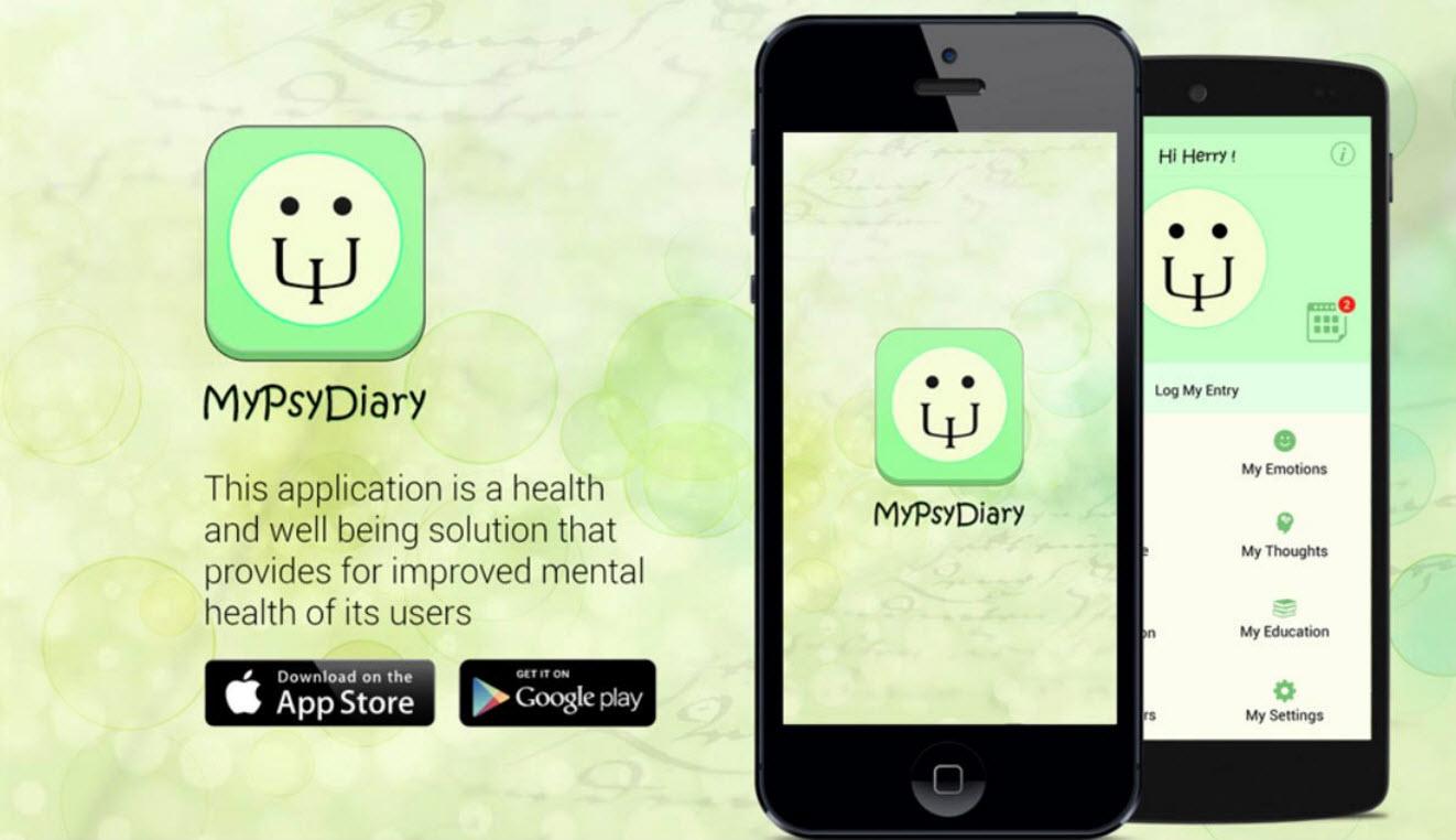 App Spotlight: MyPsyDiary
