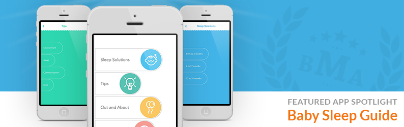 App Spotlight: Baby Sleep Guide