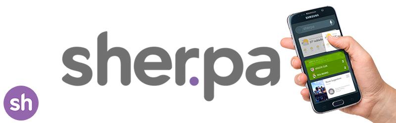 App Spotlight: SHERPA