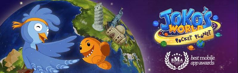 App Spotlight: Pocket Planet - Jokos World