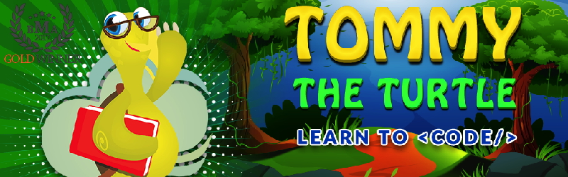 App Spotlight: Tommy the Turtle - Learn to Code