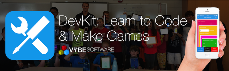 App Spotlight: DevKit: Learn to Code & Make Games