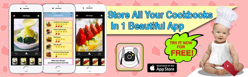 App Spotlight: Recipe Selfie