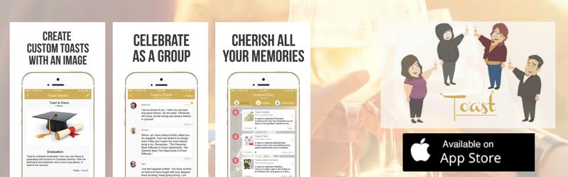 App Spotlight: Raise A Toast