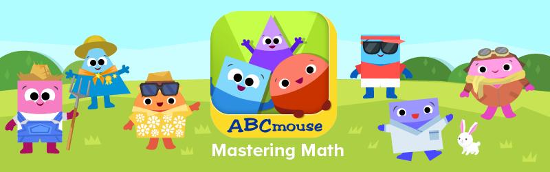 App Spotlight: ABCmouse Mastering Math