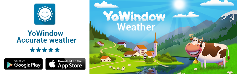 App Spotlight: YoWindow Weather