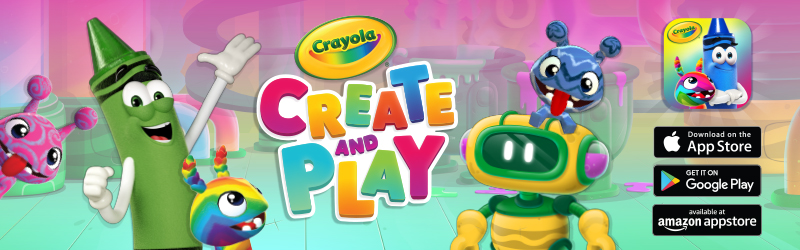 App Spotlight: Crayola Create and Play