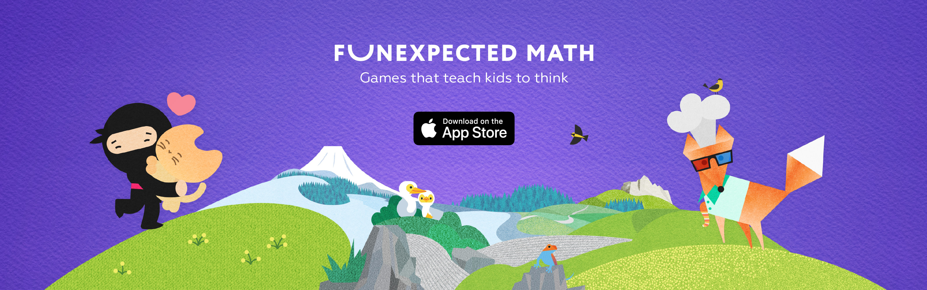 App Spotlight: Funexpected Math