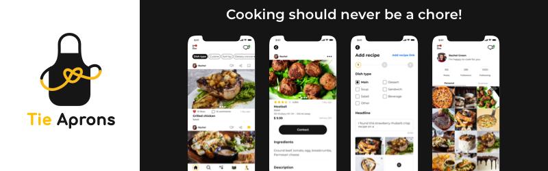 App Spotlight: Tie Aprons