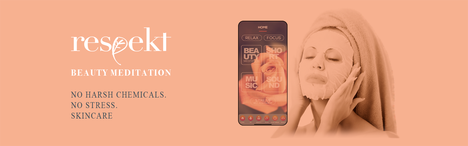 App Spotlight: Respekt Beauty Meditation
