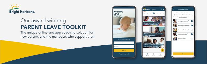 App Spotlight: Parental Leave Toolkit