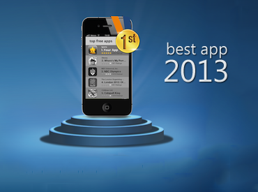 Award Contest: Best App of 2013