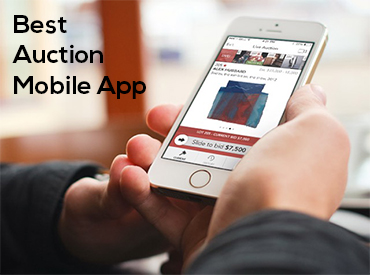 Award Contest: Best Auction Mobile App