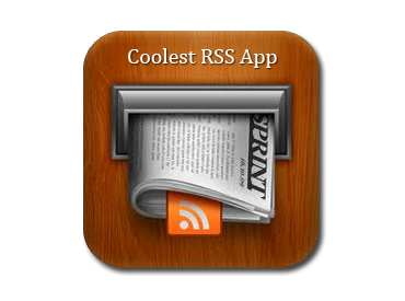Award Contest: Coolest RSS Feed Reader