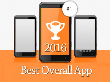 App Award Contest: Best Overall App of 2016