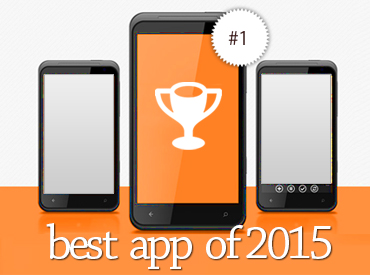 Award Contest: Overall Best App of 2015