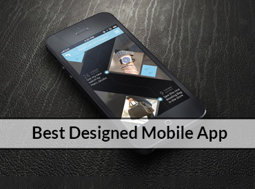Award Contest: Best Designed Mobile App