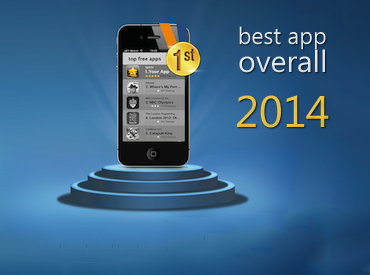 Award Contest: Overall Best App of 2014