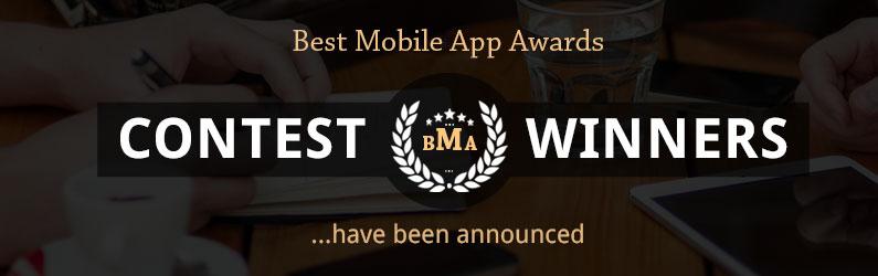 2018 April Awards Best Mobile App Awards Announced