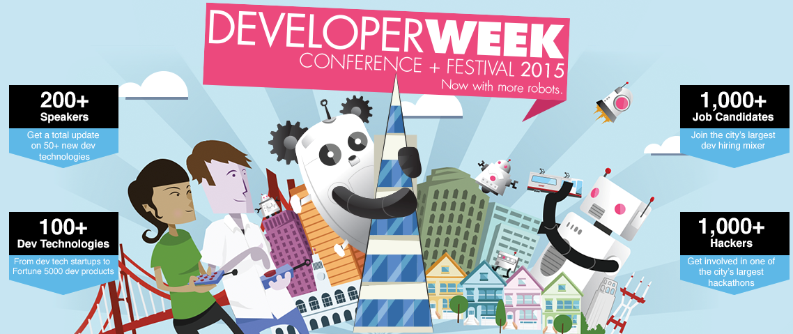 Developer Week Conference and Festival 2015